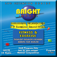 Bright Images Fitness Exercise mp3s